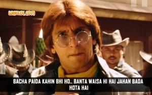 Kill Dil Hindi Movie Dialogues | Ranveer Singh