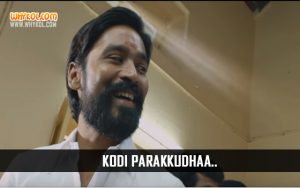 Kodi Parakkudha | Dialogue From The Movie Kodi