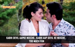 Adult Hindi Movie Dialogues With Images | Kyaa Kool Hain Hum