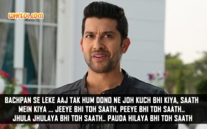 Hindi Adult Dialogues | Aftab Shivdasani in Kyaa Kool Hain Kum 3
