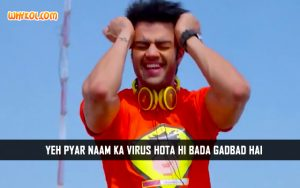 Manish Chaudhary Comedy Hindi Movie Dialogues