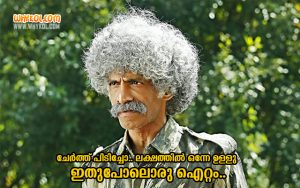 Malayalam Movie Pulimurugan Dialogues | Makarand Deshpande