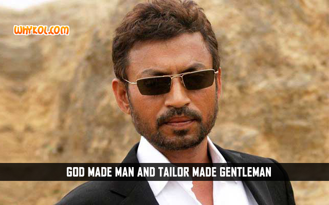 Irrfan Khan Comedy Dialogues From The Movie Saheb Biwi Aur Gangster Returns