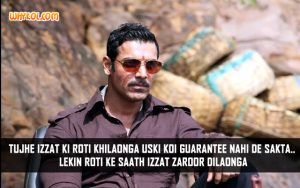 Dialogues From The Movie Shootout at Wadala