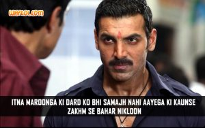 Best Bollywood Action Dialogues | Shootout At Wadala
