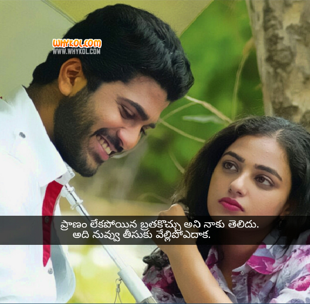 Sharwanand Dialogues From The Telugu Movie Malli Malli Idi Rani Roju