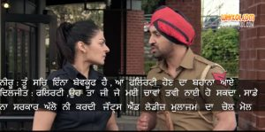 Jatt and Juliet 2 Dialogues in Punjabi Language
