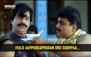 Vivek Popular Comedy Dialogues From Padikkadavan - Whykol Tamil
