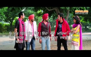 Gurpreet Ghuggi Dialogues From Lucky Di Unlucky Story