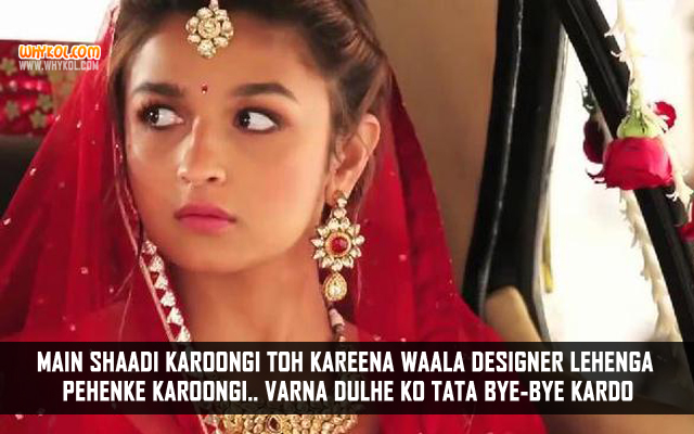Humpty Sharma Ki Dulhaniya Movie Dialogues | Alia Bhatt