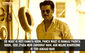 Do Waqt Ki Roti Kamata Hoon | Anil Kapoor in Shootout At Wadala