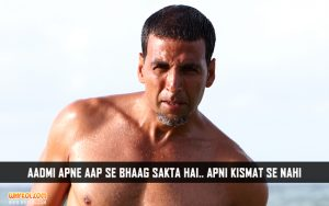 Popular Bollywood Dialogues By Akshay Kumar | Blue