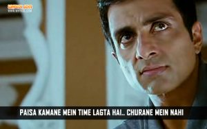 Sonu Sood Dialogues From Dangerous Khiladi