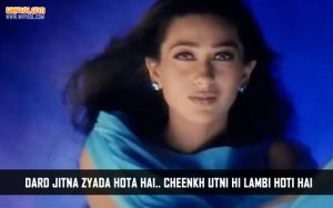 Popular Dialogues Of Karisma Kapoor From Fiza