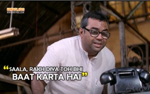 Paresh Rawal Popular Comedy Dialogues From Hera Pheri