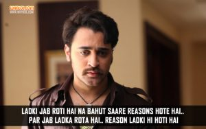 Imran Khan Dialogues From Once Upon Ay Time in Mumbai Dobaara