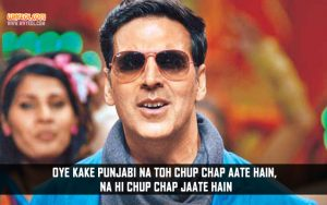Akshay Kumar Comedy Dialogues From Khiladi 786