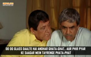 Om Puri Dialogues From Mere Baap Pehle Aap