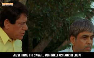 Om Puri Comedy Dialogues From Mere Baap Pehle Aap