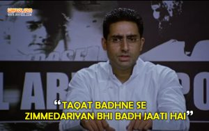 Abhishek Bachchan Dialogues From Paa