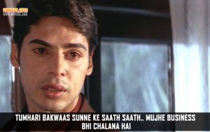 Dino Morea Dialogues From The Movie Raaz