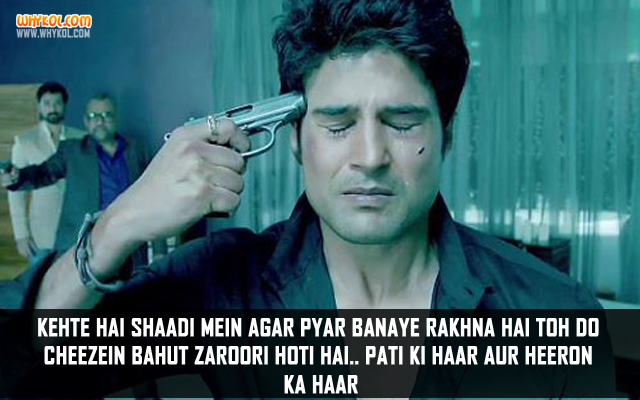 Rajeev Khandelwal Dialogues From Table No 21