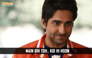 Ayushmann Khurrana Comedies in Vicky Donor