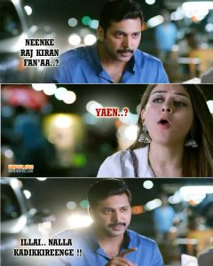 Jayam Ravi and Hansika Motwani Comedy Scenes From Bogan