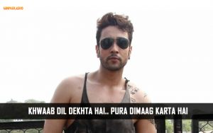 Hindi Movie Ishq Click Dialogues | Adhyayan Suman