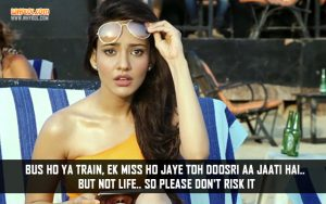Neha Sharma Dialogues From Kyaa Super Kool Hain Hum