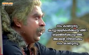 Suraj Venjarammoodu Dialogues From The Movie Shikkar