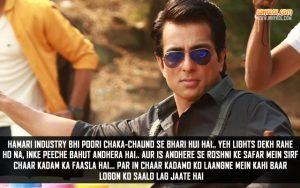 Best of Sonu Sood Dialogues From Tutak Tutak Tutiya