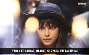 Priyanka Chopra Dialogues From 7 Khoon Maaf