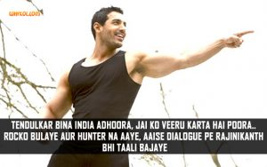 John Abraham Comedy Dialogues From Desi Boyz