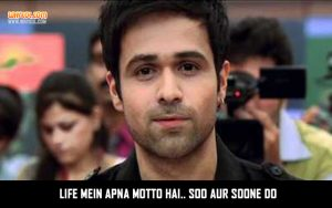 Funny Life Quotes From Movies in Hindi Language