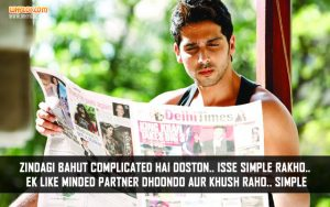 Zayed Khan Dialogues From Love Breakups Zindagi