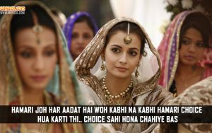 Dia Mirza Dialogues From Love Breakups Zindagi