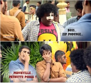 Tamil Movie Comedy Dialogues From Remo