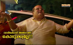 Suraj Venjarammood Malayalam Photo Comments | Varnyathil Aashanka