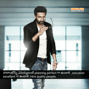 Gopichand dialogues