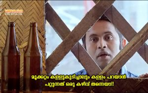 Aju Varghese Funny Dialogues From Two Countries