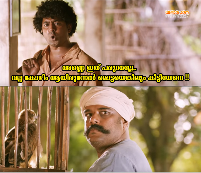 Comedy Dialogues From The Movie Kaattu