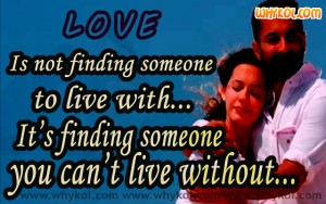 Love Quote with malayalam film image