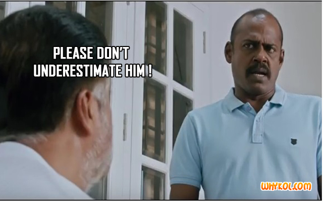 Pasupathy Dialogues from the Malayalam Movie Oozham