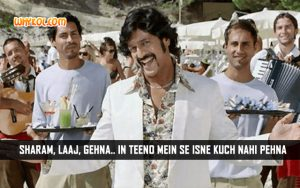 Chunky Pandey Comedy Dialogues From Housefull