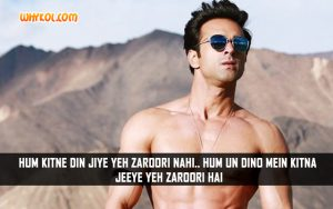 Pulkit Samrat Popular Dialogues From The Movie Sanam Re