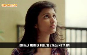 Bollywood Comedy Dialogues | Hasee Toh Phasee