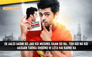 Manish Paul Comedy Dialogues From Mickey Virus