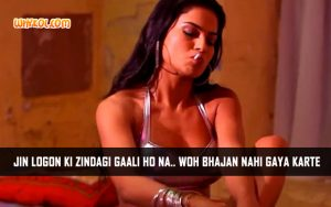 Funny Jokes From Hindi Movies | Veena Malik in Zindagi 50 50