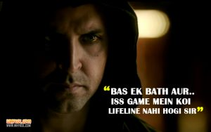 Popular Dialogues From The Bollywood Movie Kaabil